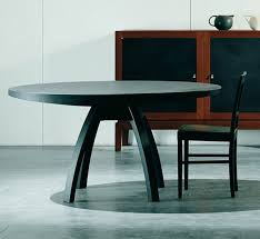 Table Ronde Design Extensible by Contemporary Table Oak Round Oval Bramante By Enrico