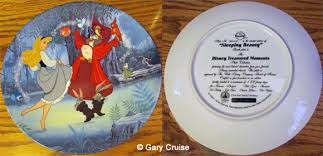 guest plate disney collector plates all ears guest