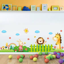 Popular Wall Borders For NurseryBuy Cheap Wall Borders For - Wall borders for kids rooms