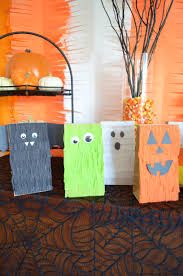 diy fringed halloween treat bags from scratch with maria provenzano