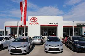 toyotas new car toyota of new bern new and used car dealer serving jacksonville