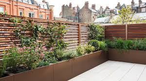 bespoke louvered trelliswork at cheyne terrace chelsea london