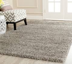 5 By 8 Rugs Thick Pile Grey Shag Rug Milan Collection Safavieh Com
