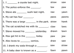 2nd grade spelling worksheets u0026 free printables education com