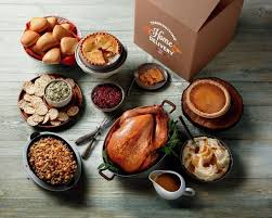 boston market brings to the table this thanksgiving by way