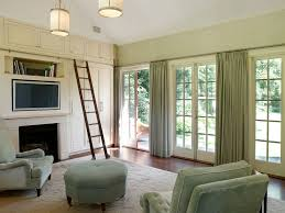 Curtain Rods French Doors Window Treatments For French Doors