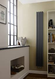 hudson reed hla77 1800 x 354 mm revive double panel radiator