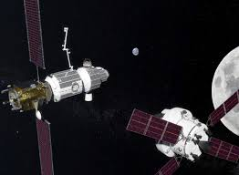 Space by Nasa Is Teaming Up With Russia To Put A New Space Station Near The
