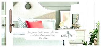 paula deen bedroom sets paula deen bedroom sets down home panel configurable bedroom set