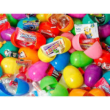 candy filled easter eggs candy filled plastic easter eggs assortment 25 set