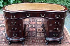 Pictures Of Antique Desks Sold Antique Desks Partners Desks Pedestal Desks