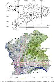 understanding spatial temporal urban expansion pattern 1990 u20132009