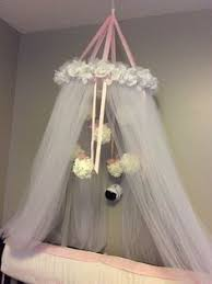Girls Canopy Over Bed by Canopy Over Crib Madison U0027s Room Pinterest Canopy Nursery