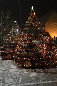Lighted Christmas Trees Lighted Christmas Parade Coming To Downtown Beatrice On Saturday