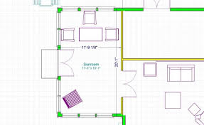 sunroom floor plans plans sunroom plans