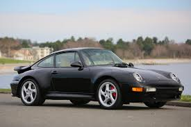 porsche black 1996 porsche 911 turbo black silver arrow cars ltd