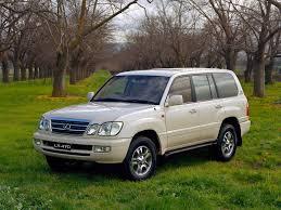 lexus suv 2002 lexus lx470 рестайлинг 2002 2003 2004 2005 suv 2 поколение
