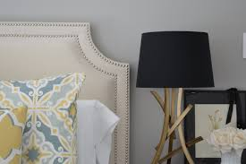 upholstered headboard with nailhead trim homesfeed