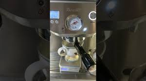 breville dual boiler problem bes920xl youtube