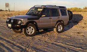 2002 land rover discovery series ii 4 dr se awd suv picture