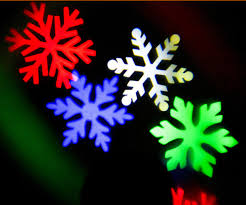 shop merry lights outdoor led snowflake projector