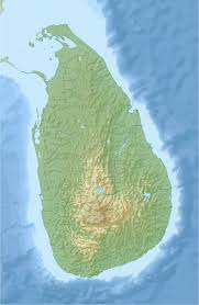 Map Of Sri Lanka Maps Of Sri Lanka Detailed Map Of Sri Lanka In English Tourist