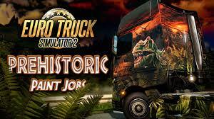 euro truck simulator 2 prehistoric paint jobs pack pc buy it