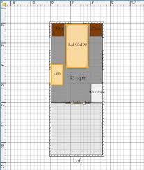 Tiny Houses Floor Plans Free Tiny House Floor Plans 8 U0027 X 20 U0027 House Plan With Install Able