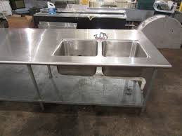 kitchen commercial sinks for sale ss table with sink stainless