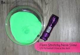 glow in the dark slime recipe how to make ghostly ectoplasm slime