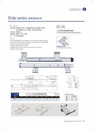 zy 35mm 1 0 1 0 heavy loading keyboard drawer slide buy slide
