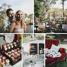 Vintage Backyard Wedding Ideas A Sweet Vintage Backyard Wedding Of Diy Details Chic
