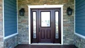 front doors with side lights front door with side lights front door with sidelights and transom