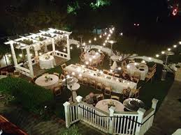 backyard wedding venues the perry house monterey weddings and monterey reception