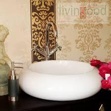 waschtisch design keramik design waschbecken conchita waschschale waschtisch