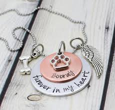 pet memorial necklace phand sted pet memorial necklace pet memorial jewelry