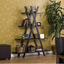Decorating Items For Living Room by Amazon Com Trendy Book Shelf Great As Living Room Or Office