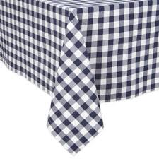 Bed Bath And Beyond Christmas Tablecloths Buy Navy Oblong Tablecloth From Bed Bath U0026 Beyond