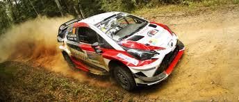 toyota rally car wrc wrc toyota gazoo racing
