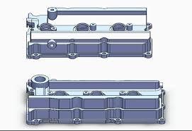 nissan 350z valve cover billet valve covers for vq35 my350z com nissan 350z and 370z