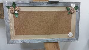 rustic barn board bulletin board approximately 18