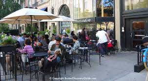 boston pops table seating outdoor dining in back bay boston patio restaurants
