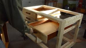 making drawers for the workbench youtube