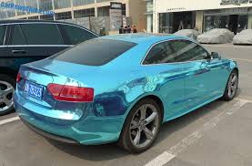 audi a5 2 door coupe audi a5 coupe is shiny blue in china carnewschina com china