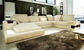 Real Leather Sofa Set by Popular Large Real Leather Sofas Buy Cheap Large Real Leather