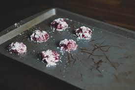 in the kitchen red velvet crinkle cookies katie pritchard