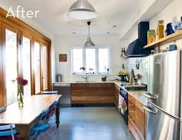 cozy kitchen ideas before and after cozy kitchen turns light filled modern curbly
