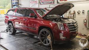 cadillac escalade performance upgrades trifecta magnuson supercharged escalade articles