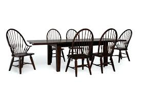 mathis brothers dining tables mathis brothers dining sets seven piece solid oak traditional dining