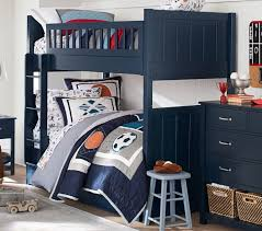 Bunk Bed Room C Bunk Bed Pottery Barn